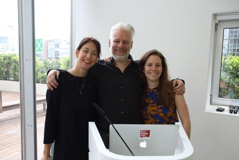 Das Creative Mornings Team