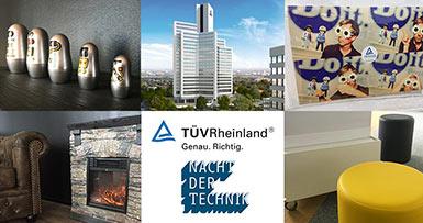 Einladung zum Pre-Opening des TÜV Innovation Space
