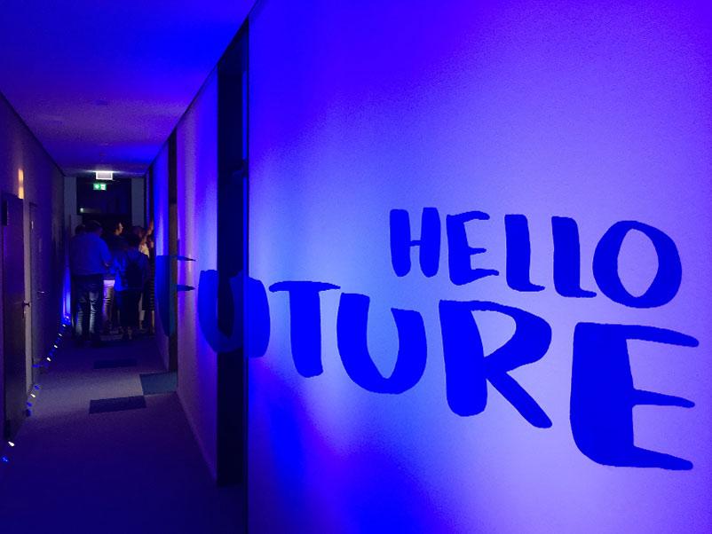 TÜV Rheinland Innovation Space Eröffnung Köln - Innovationsräume Ideenräume Kreativräume Innovationskultur