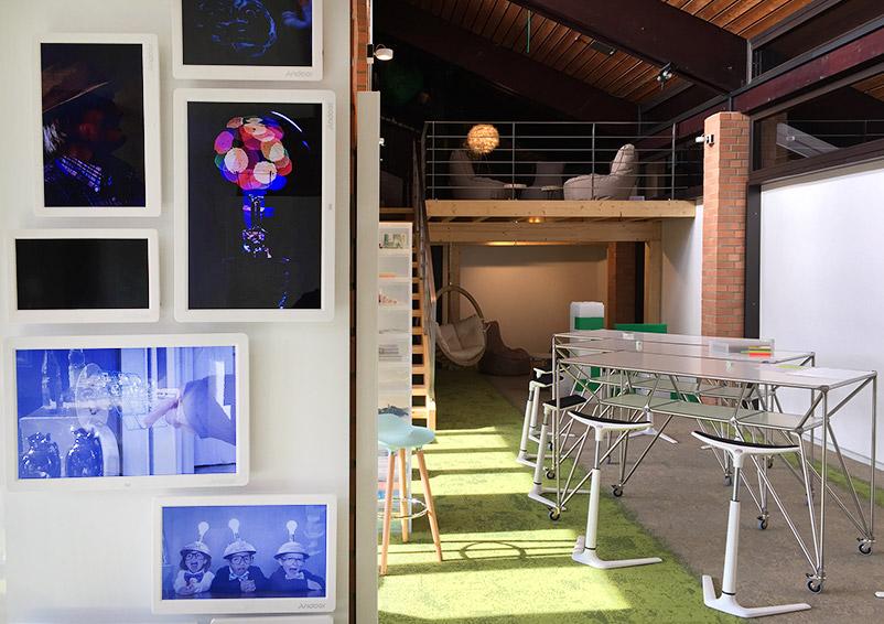 Innovation Space Green Lab der AOK