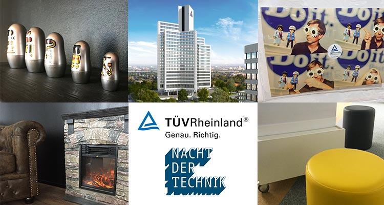 Innovation Space Innovationsräume TÜV Rheinland Preview Innovationskultur