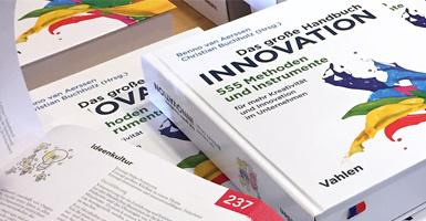 Das große Handbuch Innovation ist da