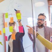 Innovationsworkshop – Ideen für neue Produkte und Services, Innovation, Ideen, Denkprozesse, Kreativität, Ideenkultur