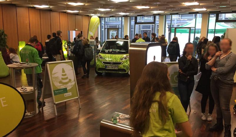 Stadtwerke Solingen Agiles Azubimarketing Innovation Design Thinking Workshops Innovationskultur Ideenkultur Energieversorger kundenzentriert Praxisbeispiel
