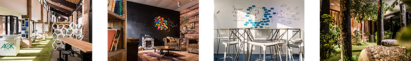 Seminar Innovation Space Kreativräume Ideationroom Ideenraum Innovationsraum selber machen Agile Arbeitsumgebung Workshopraum