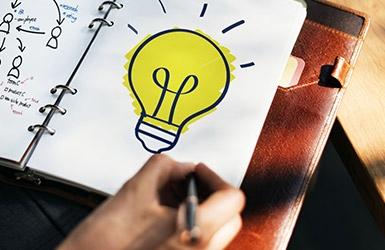 Kreatives Arbeiten fördert die Gesundheit