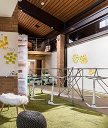 Agile Arbeits- und Workshopräume konzipieren