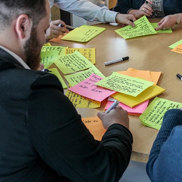 Innovation Kickstarter Benno Van Aerssen NEU Innovation Ideenkultur Creative Space Workshopräume Ideenmanagement