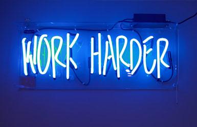 New Work agile Homeoffice Mobile Arbeit Neue Arbeit Mythos Wirklichkeit Crowdworking Lean Management neue Arbeitswelten moderne Arbeit Ideenkultur Innovationskultur Creative Work