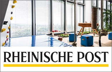 Rheinische Post: Moderne Arbeitswelt bei der ARAG