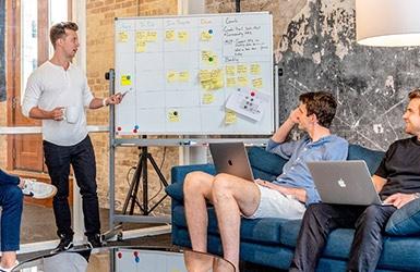 Büro 2020: Diese Trends beeinflussen das Arbeitsplatzdesign