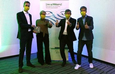 Preisträger des InnoWard 2020