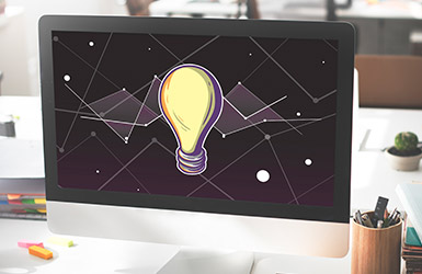 Büro Ideenfördernd Innovation Ideenkultur Kreativität Bürogestaltung Arbeitsplatz Ideen Innovationsfördernd New Work